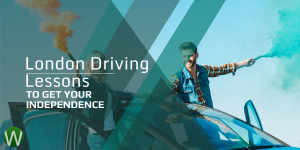 London Driving Lessons To Get Your Independence