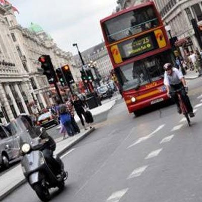Driving-In-London
