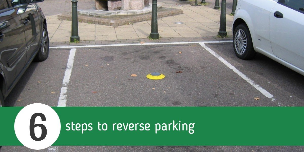 steps to reverse parking