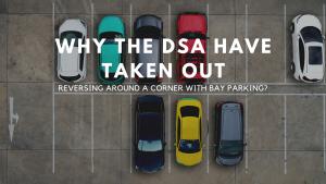 Reversing Around A Corner With Bay Parking?