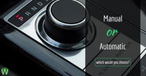 Manual Or Automatic Car