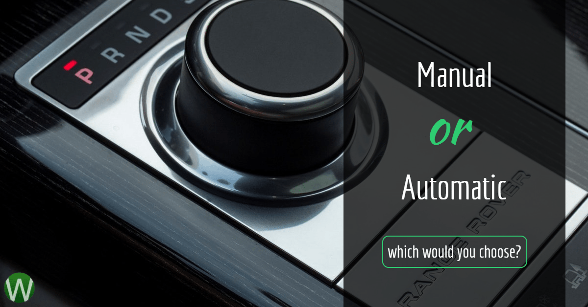 Manual Or Automatic Car