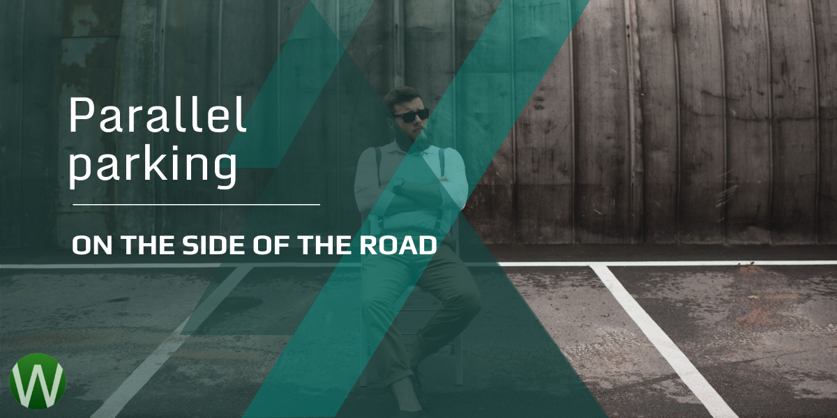 How To Parallel Park At The Side Of The Road