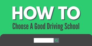How To Choose A Good Driving School