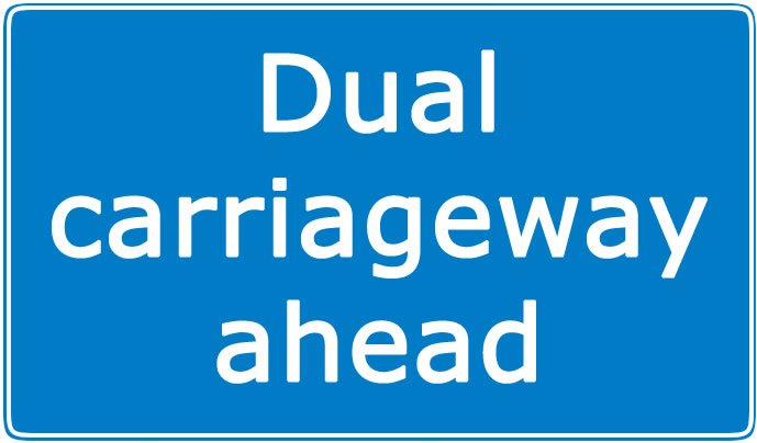Driving tips: how to master dual carriageways