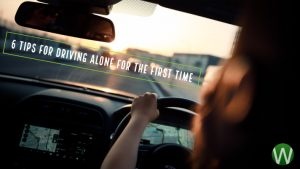 6 Tips For Driving Alone For The First Time