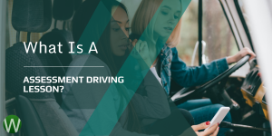 What Is An Assessment Driving Lesson?