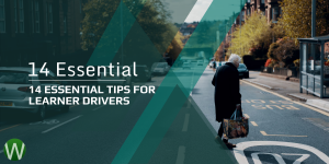 14 Essential Tips for Learner Drivers