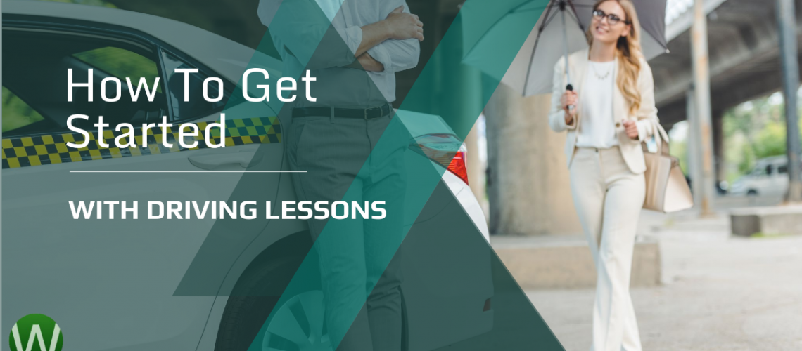 How To Get Started With Driving Lessons